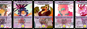 Uniqueness, Pseudolegendaries, and Card Versions by Reality-Glitch