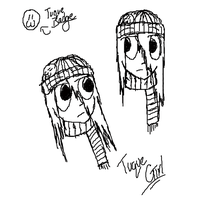Tuque Girl Practice by Retal19