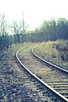 Old Railway by BIREL