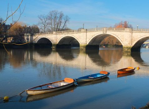 Richmond Upon-Thames by Coco-Poppins