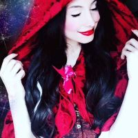 Red Riding Hood by Sarina-Rose