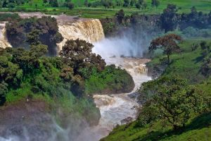 Blue Nile Falls 1 by CitizenFresh