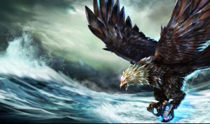 Official Bauld Eagle Anivia by Zumio