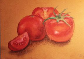 Tomatoes by TinaGrey