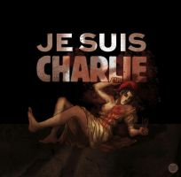 Je suis Charlie by LaTaupinette