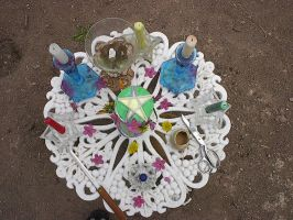 Beltane Altar 2 by Flame22