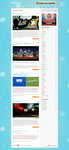 Glassical WordPress Theme by designcode