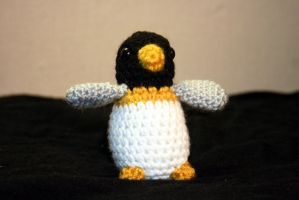 Penguin by Silvermoose
