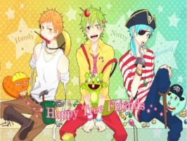 Happy Tree Friends Anime 1 by Mery-Mephistopheles