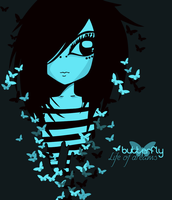 BUTTERFLY by IsabellaxParadise