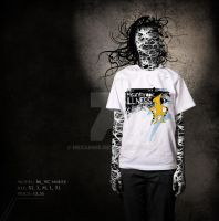 t-shirt 2 by mezamine