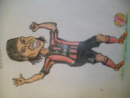 cartoon football player5 by davo132