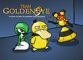 Team Goldeneye by Neopolis