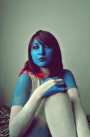 X-men: MYSTIQUE by 00kin00