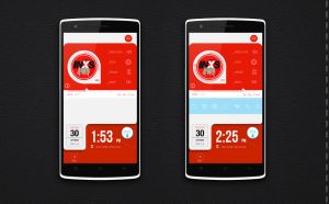 OnePlus One Homescreen 01 by invotis