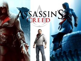 Assassin's creed background by MasterEraqus