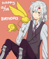Happy Birthday Allen! by LinaTurd