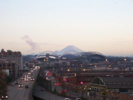Mount Rainier, and other stuff by cowgirlscholar