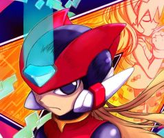 Mega Man Tribute teasor by Shadow-Hunter-2192