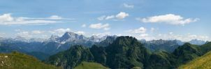 Dolomites by AnneWillems