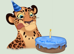 Happy Birthday Cres!~ by LordBasile