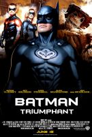 Batman Triumphant Fan Poster 8 by timmax9
