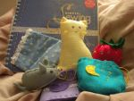 Learning to Sew with Simple Sewing by allora217