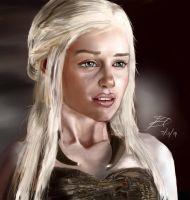 The Mother of Dragons: Daenerys Targaryen by Iamanewuser