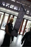 Cloud cosplay by varzam