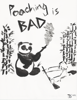 Poaching is bad by death-g-reaper