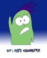 But I HATE Geometry by purplet929