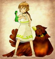 Mexico Hetalia OC by Patho-boy