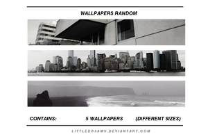 WALLPAPERS RANDOM V - DARK PALE by LittleDr3ams