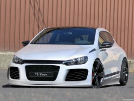 Vw Scirocco factory style tune by Mr-Ramon