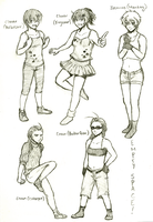 CottonGreen Human Forms by fullxmetalxgir