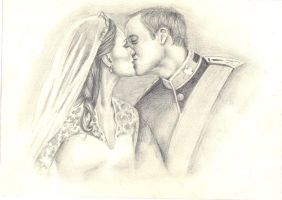 William and Kate by 3words-8letters