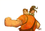 Wreck it Ralph by Ultrafpc