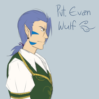 Pvt. Wulf Profile by ChocolateMilkLOL
