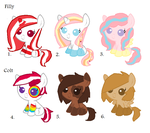 Candy adopts by TheWingedSkeleton