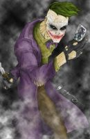 joker colour by Patrick-Hennings