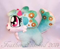 Luumie Gadget Plush by FeatherStitched