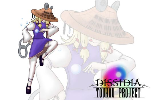DISSIDIA - Touhou Project - 21 by K-OZ-Will