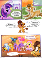Equestria World - Page 42 by StePandy
