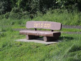 bench by stock1-2-3