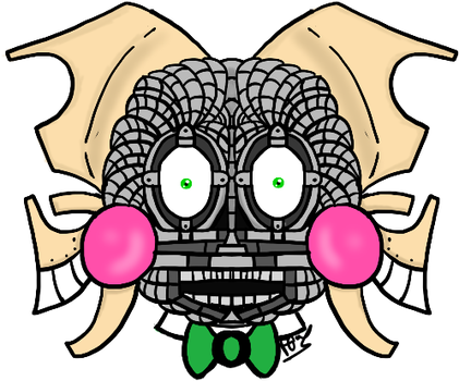 Five Nights at Eddy's: SL Open Face Plates Concept by Winter-Sunflower