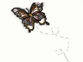 butterfly by jayQueen