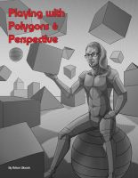 eBook: Playing with Polygons and Perspective by the-b3ing