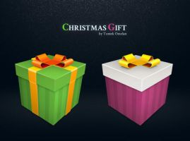 Christmas Gift icons by FreeIconsFinder