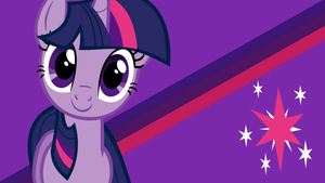 Twilight Sparkle Wallpaper by SonicRainBoomFTW