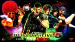 DEAD OR ALIVE 5 ~ Guys Wallpaper by Leifang12